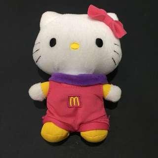 Hello Kitty Mc Donald series