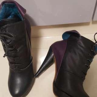 激抵-時尚真皮型鞋