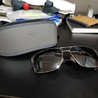 Emporio Armani sunglasses (Authentic Cert available)