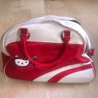 Hello Kitty Golf Duffel Bag