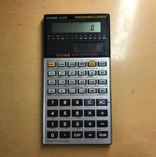 Casio fx-50F calculator