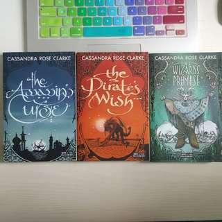 Cassandra Rose Clarke books