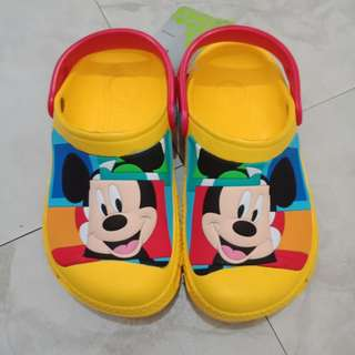 Crocs Mickey Mouse for kids