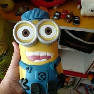 Minion water jug