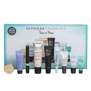 Sephora time to prime set