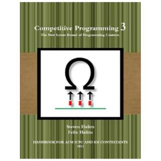 Competitive Programming 3 BY Steven Halim