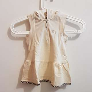 CNY CLEARANCE: BN Baby Hooded Dress