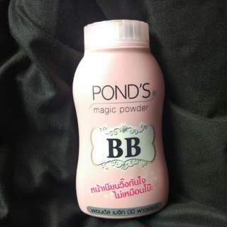BB Ponds majic powder