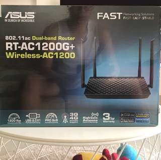 ASUS RT-AC 1200G+ Brand New