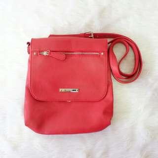 Nine West Red Sling Bag