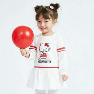 Hello Kitty Stripe Sports Dress