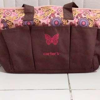 Cartes Diaper Bag