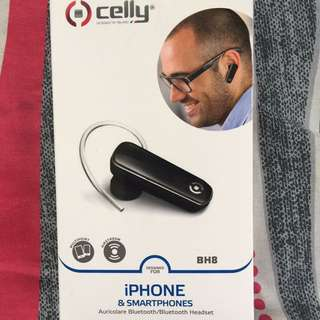 Celly Bluetooth Headset