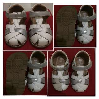 (REPRICE) PRELOVED Mothercare - Baby sandals