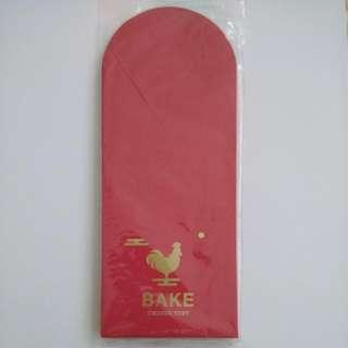 Rare Bake King Angpao