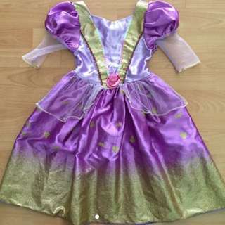 Disney Rapunzel Costume Dress