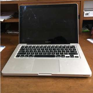 Macbook Pro 13inches 2012