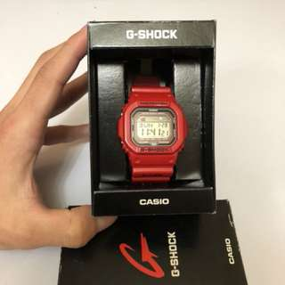 CASIO G-SHOCK Protection Watches