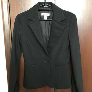 Black Blazer/suit/jacket from Mango, MNG