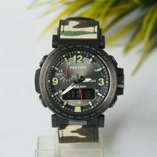 CASIO PROTREK LIMITED EDITION WATCH