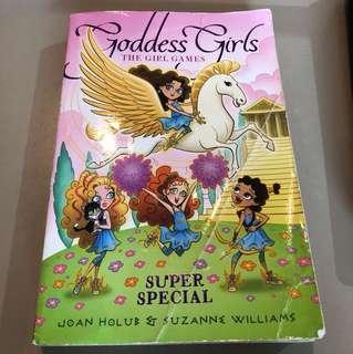 Goddess Girls - Super Special