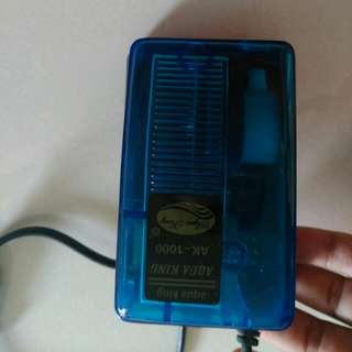 Fish air pump