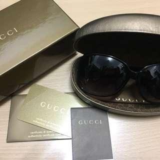 Gucci 太陽眼鏡 95%新