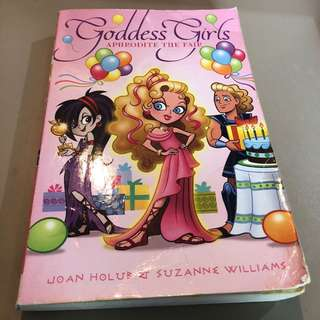 Goddess Girls - Aphrodite The Fair