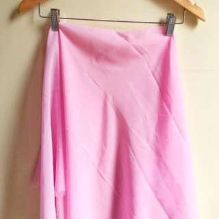 Kerudung Pink Hicon