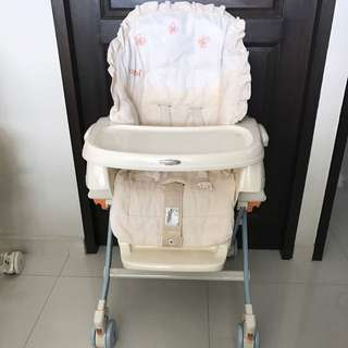 Baby High Chair (Combi)