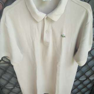 Polo Shirt Lacoste Size S