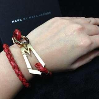 marc jacob 手帶 手鍊 購自美國專門店 情人節 禮物