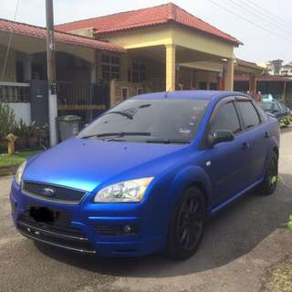 Full Car Wrap Murah