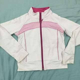 小女童運動風薄外套