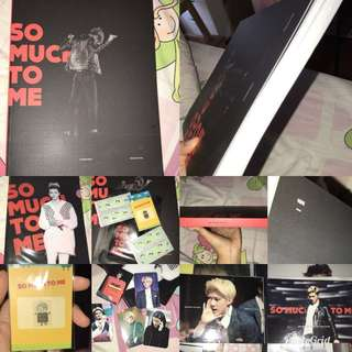 [WTS] SEHUN HYPERBEAT_SH FANSITE GOODS