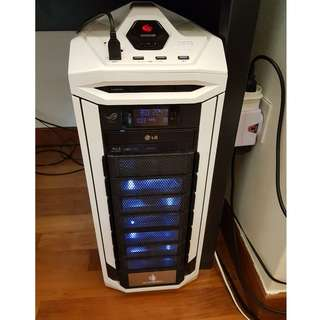 Custom Built Water Cooled Gaming PC