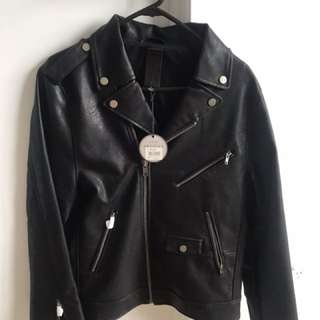 Article No.1 Leather Jacket