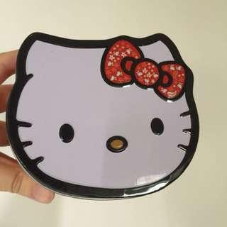 Hello kitty container / treasure box