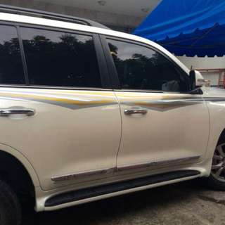 Land Cruiser Premium Style sticker