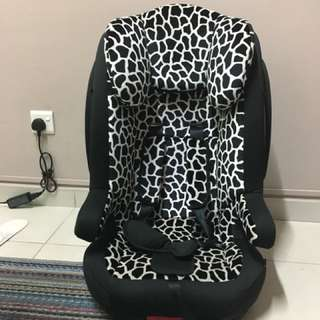 Royal Kiddy London toddler car seat