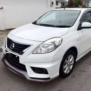CNY PROMO! Nissan Almera 1.5 Auto (Sewa)