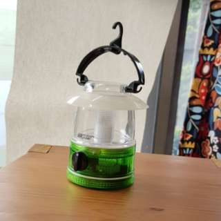 Cute display battery operated lantern