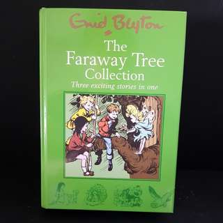 Enid Blyton Books - The Faraway Tree Collection (3 books in 1)