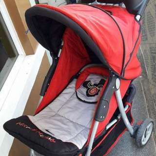 Mickey stroller