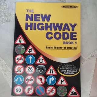 Highway Code Book 1