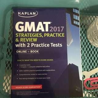 Kaplan GMAT 2017