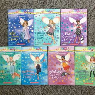 Rainbow Magic The Ocean Fairies