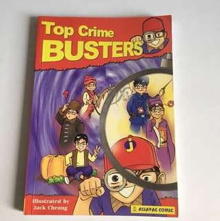 Top Crime Mysteries/Busters