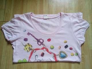 Laduree Paris Shirt by Uniqlo