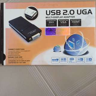 USB Multi-Display Adapter
